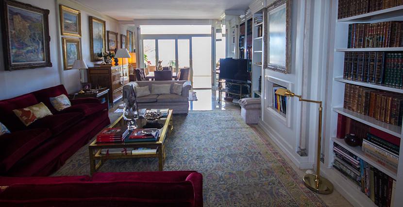 uniquevillasmallorca flat for sale in La Bonanova area 3