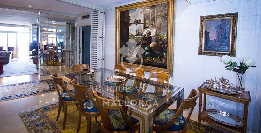 uniquevillasmallorca flat for sale in La Bonanova area 5