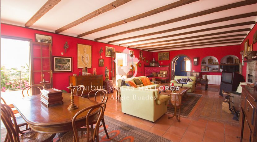 Charming property for sale in Genova uvm177 living area