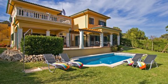 Single Family Home for Sale in Cala Vinyas-uvm183