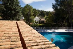gorgeous villa for sale in son vida uvm174.11