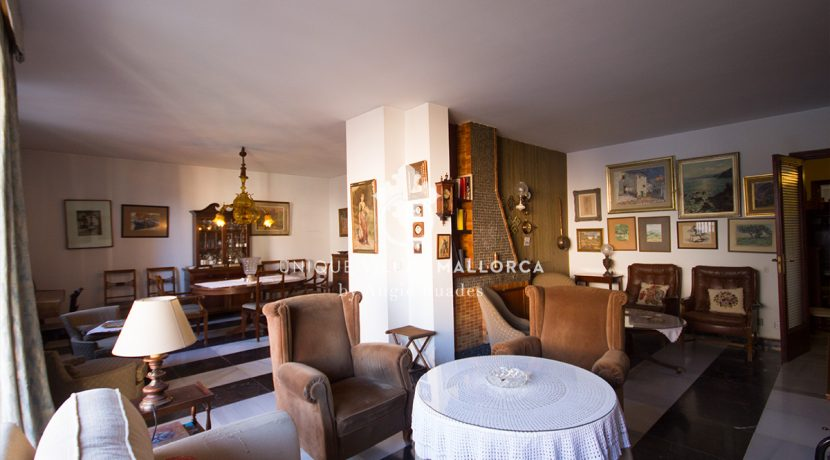 large flat for sale in palma center-uvm183.4
