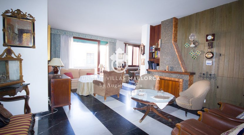 large flat for sale in palma center-uvm183.6