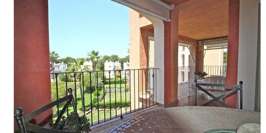Sunny Flat for Sale in Santa Ponsa-uvm202