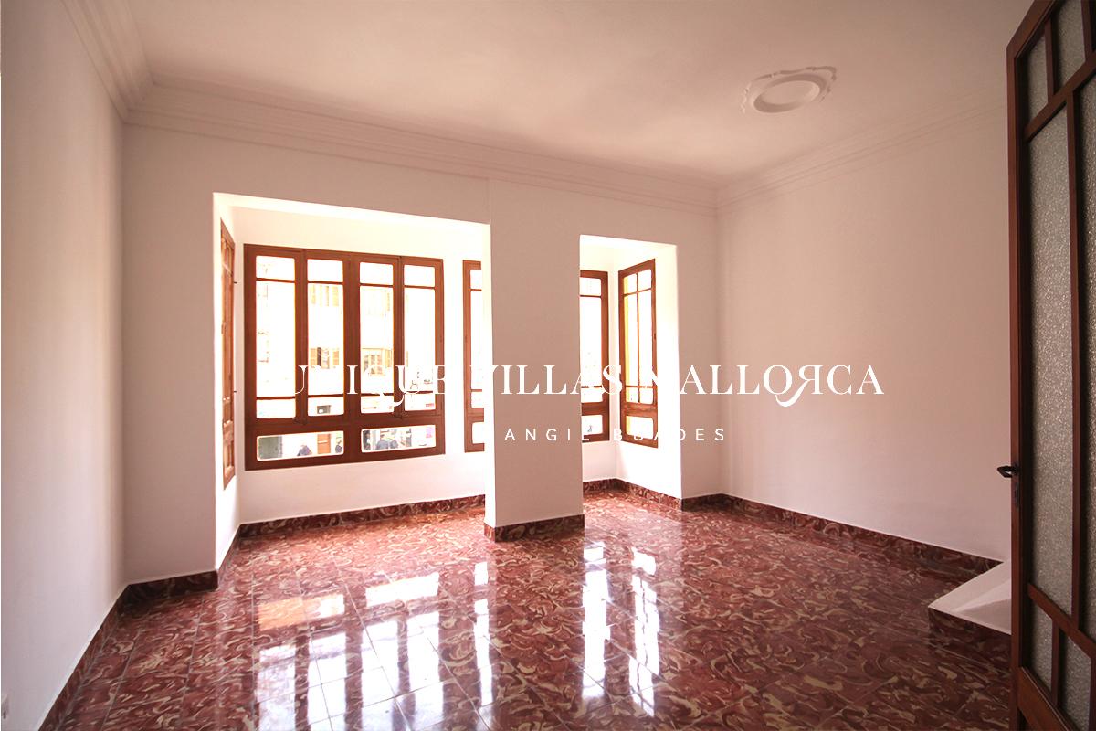 Apartamento recién reformado de un dormitiorio en venta en el centro de Palma-uvm200.2