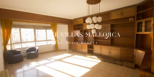 Exterior flat with Clear Views for Sale in Palma Center-uvm225