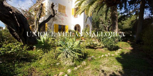 Unique House for Sale in Calvia area-ref.uvm229