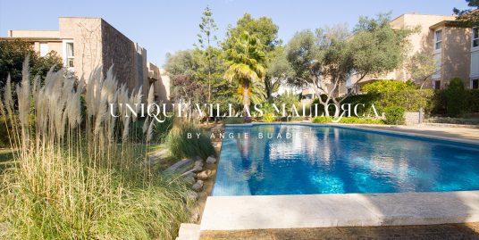 Lovely Duplex with private Garden for Sale in La Bonanova-ref.uvm231