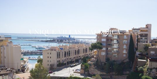 Apartment with Terrace and Seaviews for sale in El Terreno-ref.uvm230
