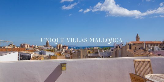 Flat with Large Terrace for Sale in Palma Center-uvm239
