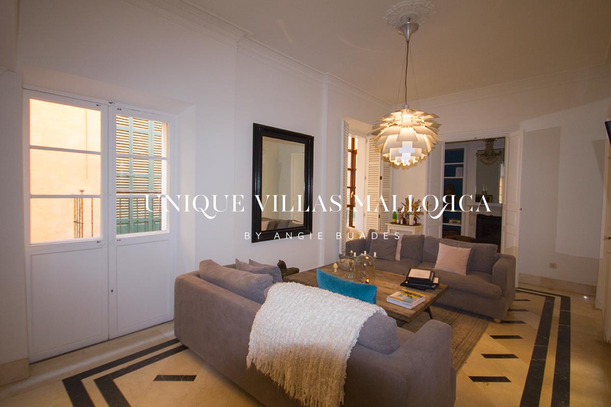 Casa Encantadora En Alquiler en el centro de Palma-uvmA7
