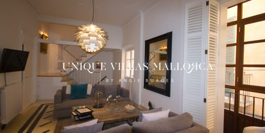 Charming Townhouse to be Rented in Palma Center-uvmA7