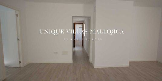 Renovated two bedroom apartment for sale in downtown Palma-uvm246