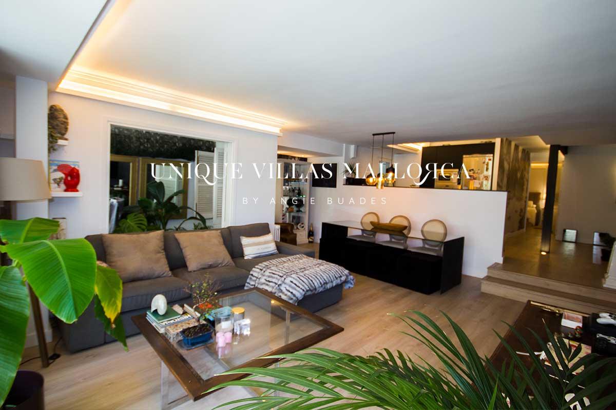 Ground Floor with Private Garden for Sale in Son Armadans-uvm245