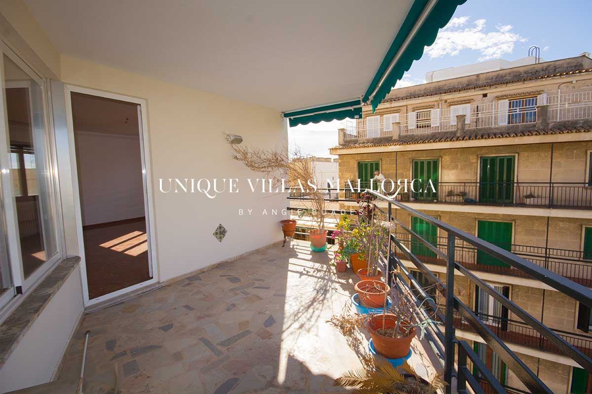 Flat for Rent in Palma center-uvm253