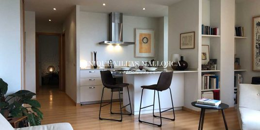 Cosy two-bedroom apartment for sale in Palma center-santa catalina-uvm266