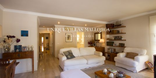 Elegant and bright 3 bedroom flat for sale near Bellver-uvm273